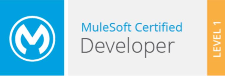 MuleSoft Certified Developed