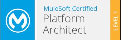 MuleSoft Certified Platform Architect