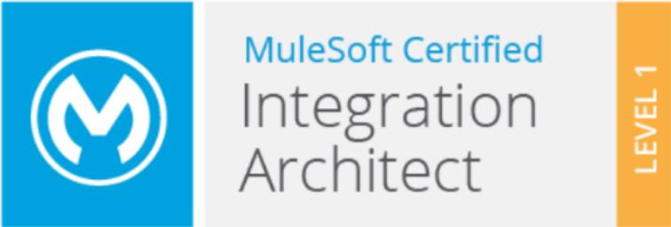 MuleSoft Certified Integration Architect